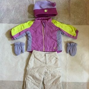 AG Snowborder Outfit GREAT condition